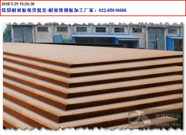 Q345NH耐候板价格